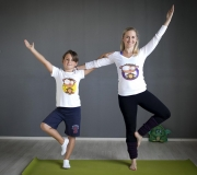 Mini Monkini yoga