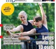 Naslovnica Celjana - avgust 2017