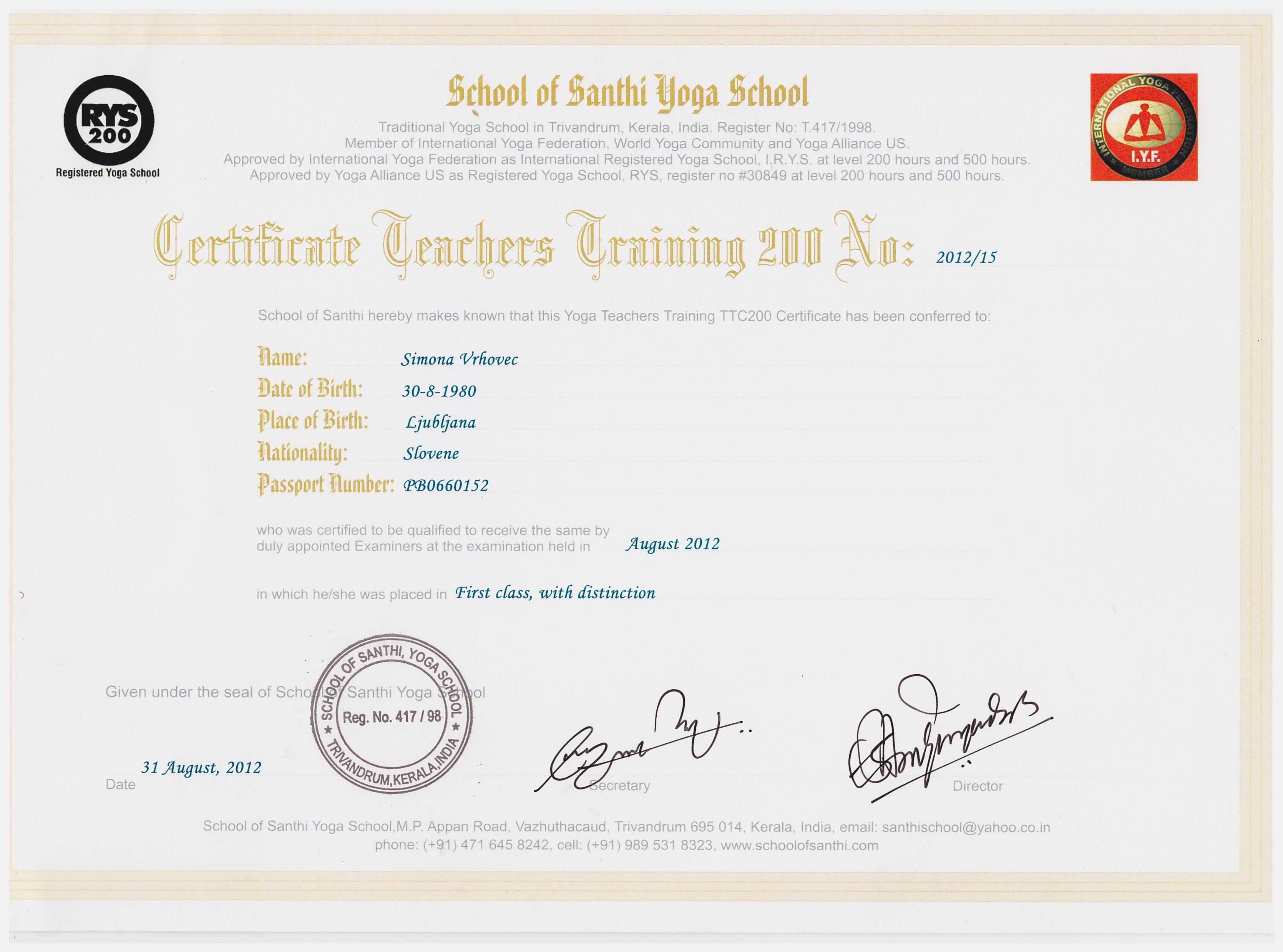 certifikat_mokini yoga_joga ljubljana