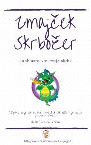 Zmajček Skrbožer_joga z otroke_Mini Monkini yoga_vaje za otroke